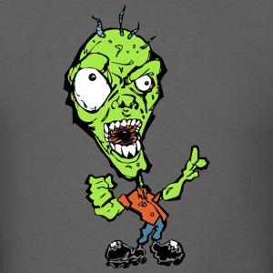 Crazy Ghoul Guy T-Shirts - Men's T-Shirt