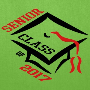 Senior Class of 2017 Bags & backpacks - Tote Bag