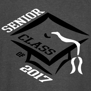 Senior Class of 2017 T-Shirts - Vintage Sport T-Shirt