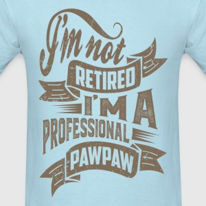 Professional Pawpaw. T-shirt for Him! - Men's T-Shirt