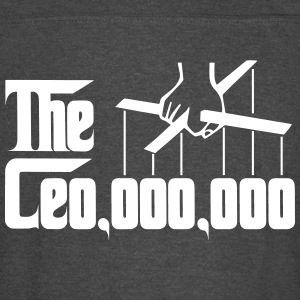 Ceo 000 000 Godfather Puppet Hand T-Shirts - Vintage Sport T-Shirt