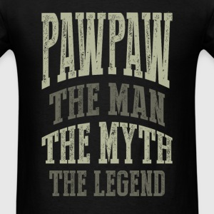 Pawpaw The Man T-shirt Gift! - Men's T-Shirt