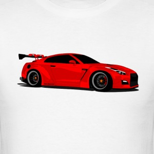 Liberty Walk GTR Standard - Men's T-Shirt