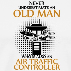 An Air Traffic Controller T Shirt - Men's Premium T-Shirt