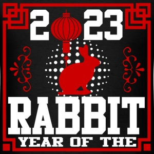year of the rabbit 1839189183913.png T-Shirts - Men's T-Shirt