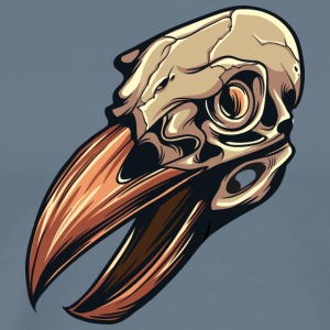 bird_skull_2 - Men's Premium T-Shirt