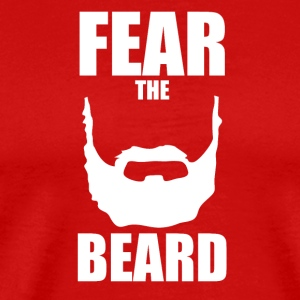 FEAR THE BEARD BRETT KEISEL - Men's Premium T-Shirt