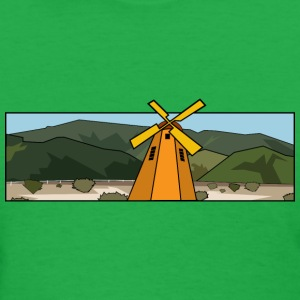 Windmill Holland Hills T-Shirts - Women's T-Shirt