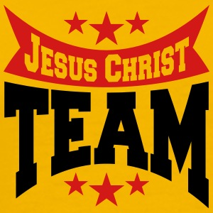 Jesus christ team crew friends spree text dead cro T-Shirts - Men's Premium T-Shirt