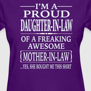 Daughter-In-Law - Women's T-Shirt