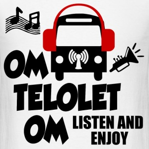 om telolet om - Men's T-Shirt