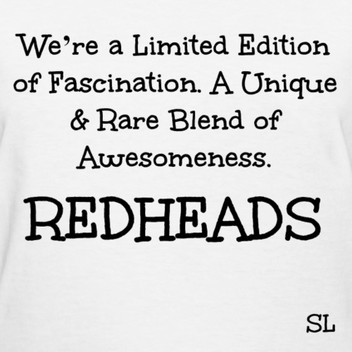 REDHEAD Quotes T-shirt #5