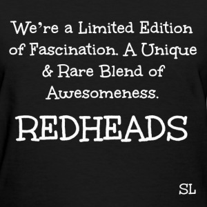 REDHEAD Quotes T-shirt #6