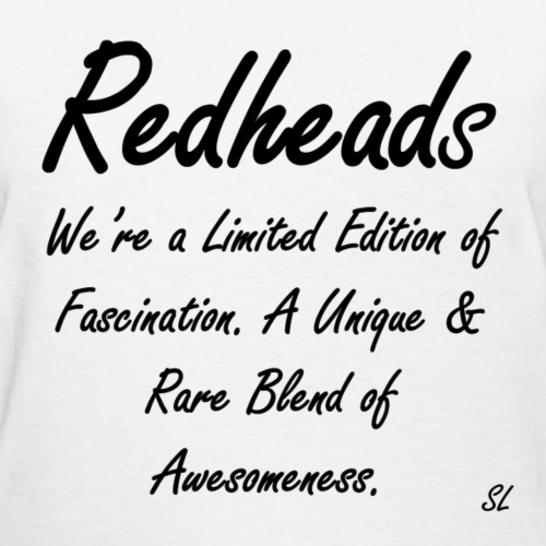 REDHEAD Quotes T-shirt #7