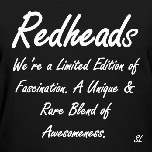 REDHEAD Quotes T-shirt #8