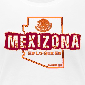 MEXIZONA T-Shirts - Women's Premium T-Shirt