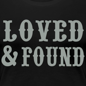Loved and Found T-Shirts - Women's Premium T-Shirt