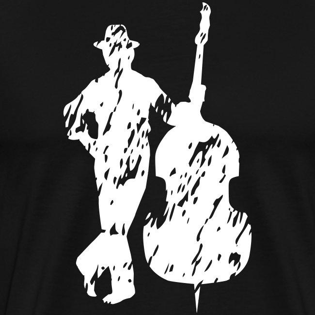 Bass Player Standing Up
