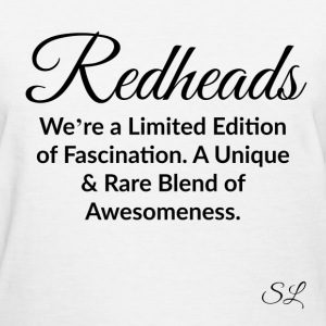 REDHEAD Quotes T-shirt #9
