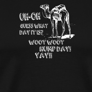 Hump Day Camel - Men's Premium T-Shirt