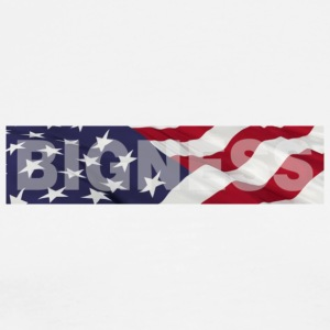 BIGNESS USA - Men's Premium T-Shirt