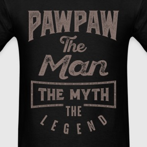 Pawpaw The Man | T-shirt Gift! - Men's T-Shirt