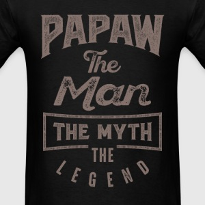Papaw The Man | T-shirt Gift! - Men's T-Shirt