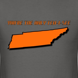 MENS TENNESSEE TEE - Men's T-Shirt