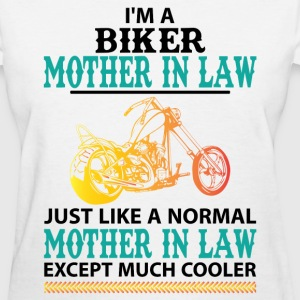 Biker Mother In Law... T-Shirts - Women's T-Shirt