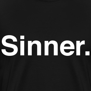 Sinner T-Shirts - Men's Premium T-Shirt