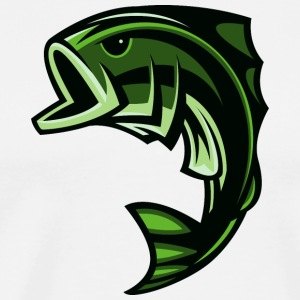 green_fish - Men's Premium T-Shirt