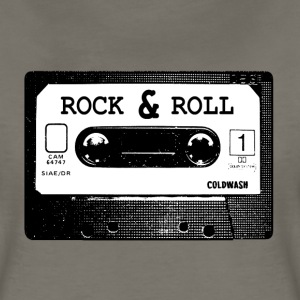 ROCK  N ROLL CASSETTE - Women's Premium T-Shirt