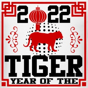 year of the tiger 22192019021.png T-Shirts - Men's T-Shirt