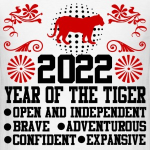 year of the tiger 12891289182912.png T-Shirts - Men's T-Shirt