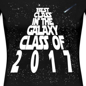 BestClassInTheGalaxy2017 T-Shirts - Women's Premium T-Shirt