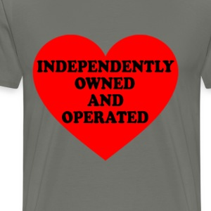 independently_owned_ - Men's Premium T-Shirt