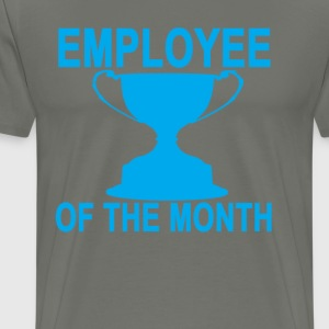 employee_of_the_month_ - Men's Premium T-Shirt