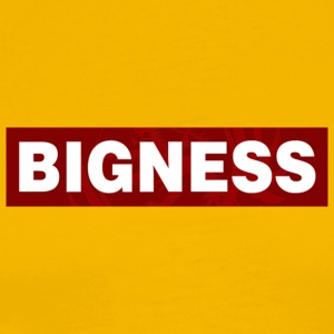 BIGNESS Royalty - Men's Premium T-Shirt
