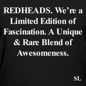 REDHEAD Quotes Tee #12 T-Shirts - Women's T-Shirt