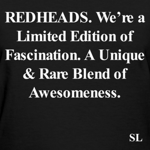 REDHEAD Quotes Tee #12