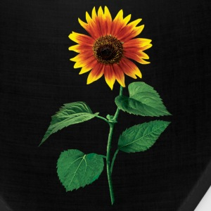 The Dancing Sunflower Caps - Bandana