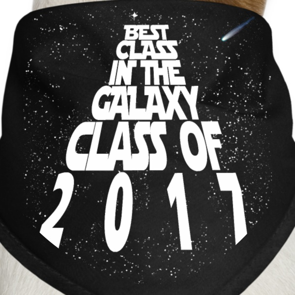 BestClassInTheGalaxy2017 Other - Dog Bandana