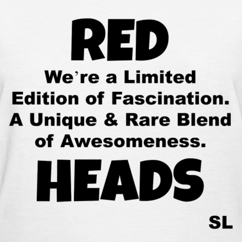 REDHEAD Quotes Tee #13