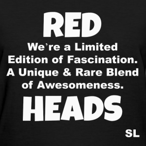 REDHEAD Quotes Tee #14 T-Shirts - Women's T-Shirt