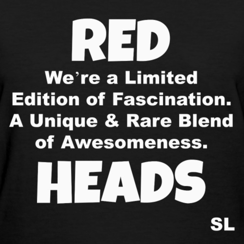 REDHEAD Quotes Tee #14