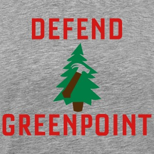 Defend Greenpoint T-Shirts - Men's Premium T-Shirt