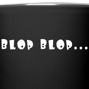 blop blop Mugs & Drinkware - Full Color Mug
