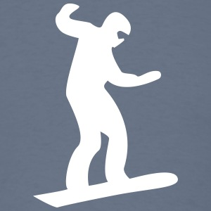 Snowboarder Snowboarding T-Shirts - Men's T-Shirt