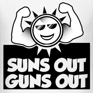 SUNS OUT S 1111.png T-Shirts - Men's T-Shirt
