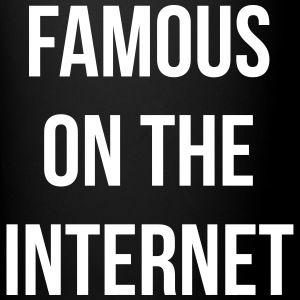 Famous on the internet Mugs & Drinkware - Full Color Mug